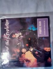 "PRINCE  PURPLE RAIN  7"" VINYL RECORD 16.268"