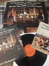 "LEE HAZLEWOOD ""'House Safe for Tigers"" OST /poster LIGHT In the ATTIC Shrink NM-"