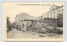 SAINT-ANDRE-DE-ROQUELONGUE Mairie et Ecoles