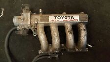 TOYOTA MR2 MK2 SW20 REV 1 3SGE INTAKE MANIFOLD & THROTTLE BODY
