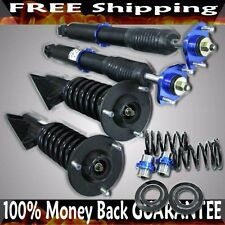Complete BLUE SUSPENSION COILOVERS SET FOR 92-98 BMW 3-SERIES E36 325 M3