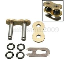 520H Heavy Duty Chain Connecting Master Links w/ O-Ring For Motorcycle Dirt Bike