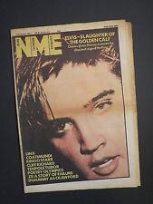 NME Music Paper 5th Dec 1981 - Elvis, Linx, Ringo Starr