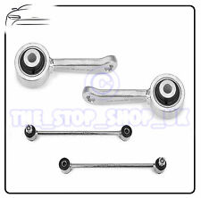For Mercedes E-Class 2002-2008 Front & Rear Anti Roll Bar Drop Link Rods Bars