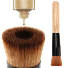 Professional Makeup Synthetic Flat Top Buffer Brush For Face Liquid Foundation