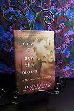 Now I See the Moon Hardcover Autism Book Elaine Hall 1st Edition