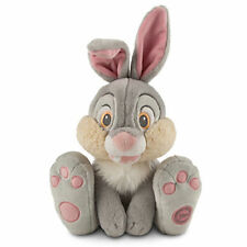"""NWT Disney Thumper from Bambie Plush Stuffed Rabbit Easter Bunny Toy 14 """" NEW"""
