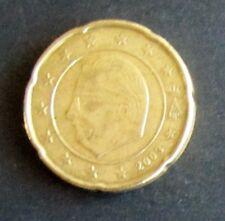 20 Cent Euro-Münze Belgien Prägejahr 2003 aus Umlauf Sammlerstück