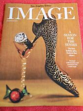 LOS ANGELES TIMES IMAGE MAGAZINE DECEMBER 2013 HOLIDAY GIFTS FASHION SHINES
