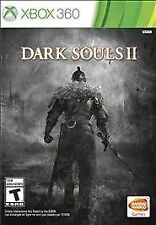 Dark Souls II (Microsoft Xbox 360, 2014) - New, Not Factory Sealed