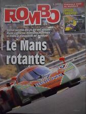 ROMBO 26 1991 Formula 3000 Zanardi rampante - Luca Badoer
