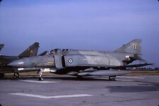 Original colour slide F-4E Phantom II 80-1517 of 338 Mira Greek Air Force