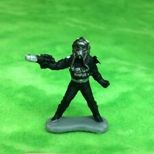 Star Wars Imperial Tie Fighter Pilot Micro Machines Galoob Figure Rogue One CX