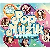 Various Artists - Pop Muzik (2013) The Story of 70s Pop