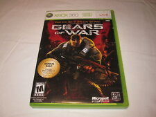 Gears of War - Two-Disc Edition (Microsoft Xbox 360) Complete with Bonus CD Exc!
