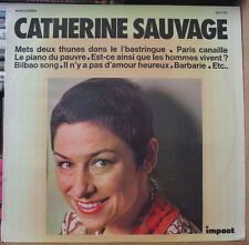 CATHERINE SAUVAGE/LEO FERRE/MICHEL LEGRAND COMPIL' IMPACT FRENCH LP