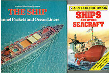 National Maritime Museum, The Ship, Channel Packets and Ocean Liners + Ships and