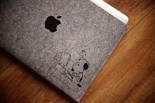"New MacBook Pro 15"" Touch Bar - Sleeve Case - SNOOPY"