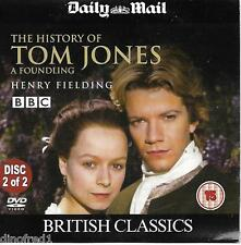The History Of Tom Jones A Foundling (DVD, 2006) Disc 2 Only PROMO