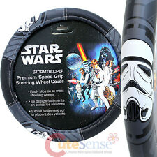 Star Wars Storm Trooper Car Auto Steering Wheel Cover  Auto Accessory