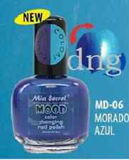 1 MIA SECRET MOOD COLOR CHANGING NAIL POLISH LACQUER U pick 1 2 3- MADE IN USA