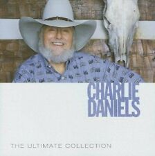 "CHARLIE DANIELS Brand New 2 CD- ""THE ULTIMATE COLLECTION"" (Bluegrass Gospel)"