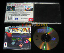 CRASH 'N BURN 3DO Versione Americana ○○○○ COMPLETO