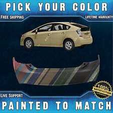 NEW Painted To Match - Rear Bumper Cover Fascia 2010-2015 Toyota Prius TO1100280