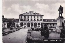 Novara Stazione F.F.S.S. non viaggiata ca. 1950