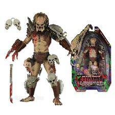 "7"" BAD BLOOD PREDATOR figure DARK HORSE action NECA deluxe SERIES 12 yautja 2014"