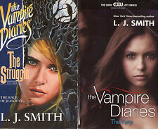 Complete Set Series Lot of 7 Vampire Diaries and Return by L.J. Smith Paranormal