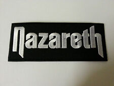 PUNK ROCK METAL MUSIC SEW ON / IRON ON PATCH:- NAZARETH