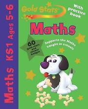 Gold Stars: Workbook Pack Age 5-6 Adding and Subtraction - Taking away
