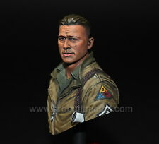 Fury Wardaddy Bust Hell on Wheels 2nd Armored Div 1/10 Pro Built Painted Model