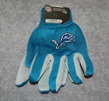 CHILDRENS/YOUTH DETROIT LIONS NFL ALL PURPOSE/UTILITY WORK GLOVES 4-7 YEARS