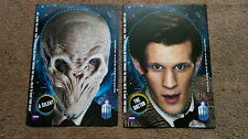 Doctor Who 11th Doctor & Silent Masks