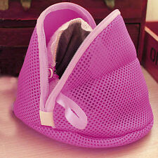 Hot Women Bra Laundry Lingerie Washing Hosiery Saver Protect Mesh Small Bag US