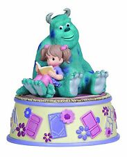 "Precious Moments, Disney Showcase Collection, ""Snuggle-Time"", Resin Music Box"