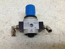 Festo Pneumatic LR-D-7-I-MINI Pneumatic Regulator LRD7IMINI