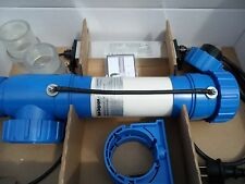 Chlorine and Salt-Water ( Seawater ) Swimming Pool Water Treatment UV Systems