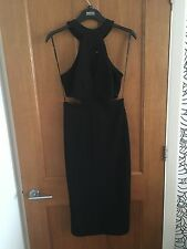 ASOS Bodycon Cut Out Dress BNWT Size 8