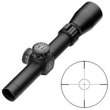New 2015 Leupold Mark-AR Mod 1.5-4X20 mm Matte Firedot-G SPR Riflescope 115387
