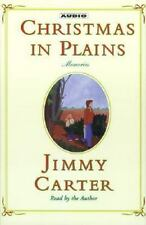 Christmas in Plains: Memories by Jimmy Carter (2001, Audiobook, Book on 2 Tapes)
