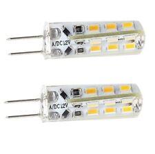 2 AMPOULE HP24 24 LED SMD BLANC 6000K FEUX DE JOUR PEUGEOT 3008 5008 CITROEN C5