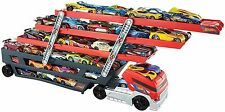 BRAND NEW Hot Wheels Turbo Mega Hauler Transporter with 20 Cars  HotWheels Toy