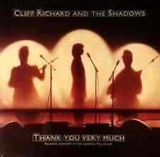 CLIFF RICHARD AND THE SHADOWS ‎- Thank You Very Much (LP) (G+/VG-)