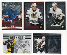 13/14 SELECT BRUINS ZDENO CHARA PRIZM DOUBLE STRIKE  INSERT CARD #DS-11 (#2/25)