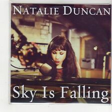 (FQ964) Natalie Duncan, Sky Is Falling - 2012 DJ CD