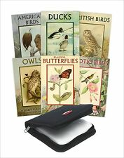 Public Domain 6 DVD Collection - Birds & Butterflies.  Out of copyright images!