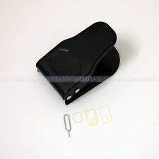 Black All in One Micro/Nano Sim Card cutter for Apple iPhone 5 6 6S US Fast Ship